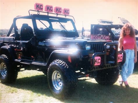 Jeep Picture by Bodacious Jeep Picture Of The Day 1987 Jeep Wrangler Yj