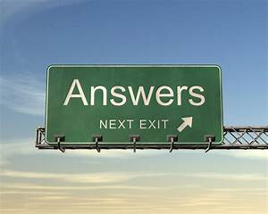 The Answer S