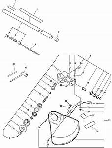 Echo 99944200600 Parts Diagram Sn S33600001001