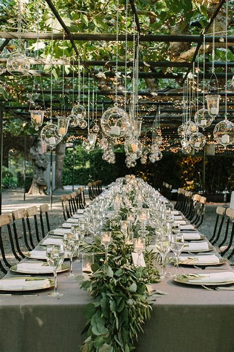 10 shabby chic garden wedding decoration ideas 1001 gardens