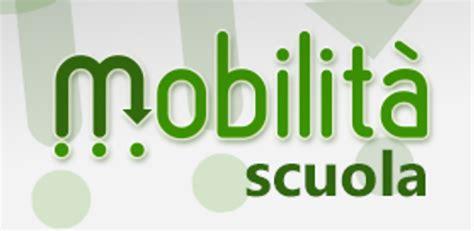 mobilita personale della scuola pubblicazione movimenti