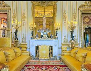 BUCKINGHAM PALACE: The White Drawing Room | Buckingham ...