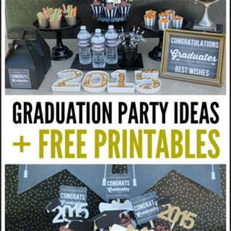 Graduation Decoration Ideas 2015 by Graduationend Of School Ideas Catch My