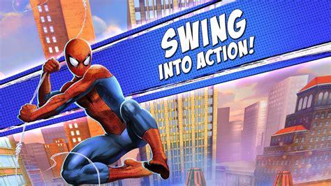 Marvel Spider Man Unlimited 400i Apk Download Android