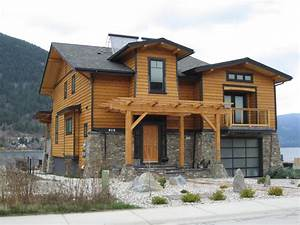 Wood, Finish, Coatings, Beautiful, Home, In, Nelson, Bc, Canada