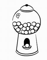 Gumball Wickedbabesblog Gum sketch template