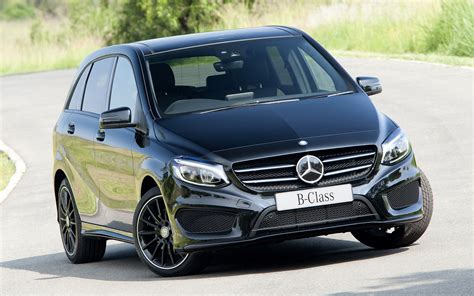 Mercedes B Class Wallpapers by 2015 Mercedes B Class Amg Line Za Wallpapers And