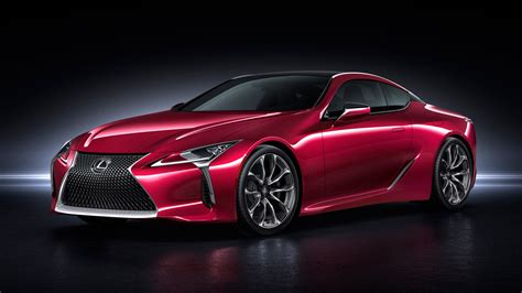 Lexus Lc500 Wallpapers