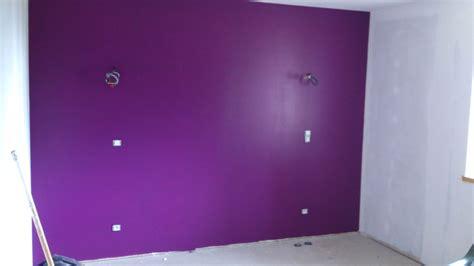 couleur de chambre violet chambre violette et renovation d 39 une fermette en