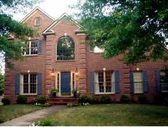Front Door Paint Colors For Brick Homes by Wait What Color Is Our Brick Our Fifth House