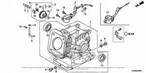 Honda Wb30xt3 A Water Pump  Tha  Vin  Wact