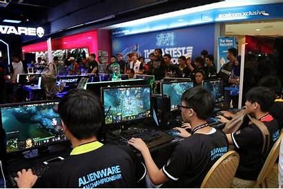 Esports Malaysia Alienware Gamers Tournament Lan Games