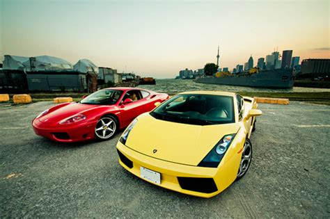 Luxury Car Rental Options In Toronto