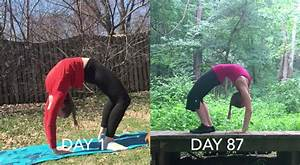 100 Day Challenge 2 | Contortion Flexibility | Before and ...
