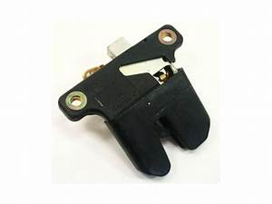 Trunk Latch Lock 98-01 Audi A6 C5 Sedan - Genuine Oe
