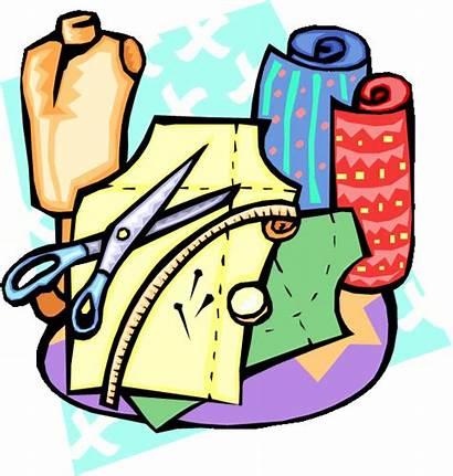 Clipart Materials Alterations Material Supplies Cliparts Clip