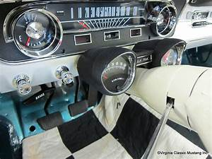Virginia Classic Mustang Blog  Just The Details   1965