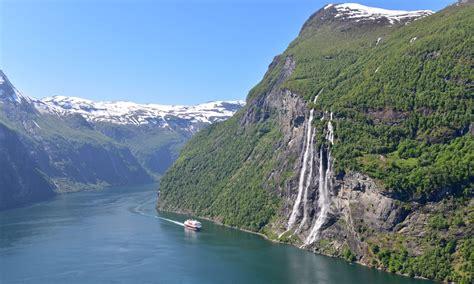 The Unesco Protected Geirangerfjord Norwegian Fjords