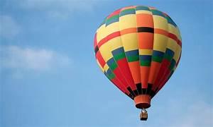 Hot Air Balloon Tour - Panorama Balloon Tours | Groupon