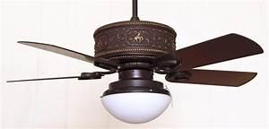 Copper canyon cheyenne outdoor ceiling fan rustic
