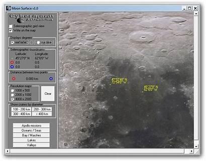 Moon Surface Screenshot Cad Malware Clean Softpedia