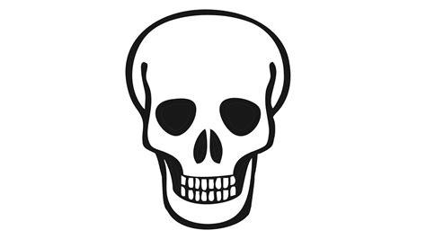 Como desenhar uma Caveira (crânio) How to Draw a Skull