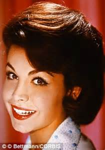 disney mouseketeer annette funicello rushed  hospital