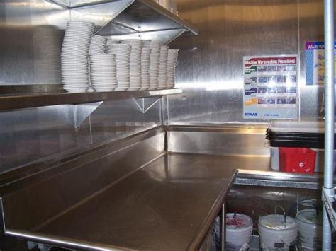 stainless custom stainless kitchen food prep