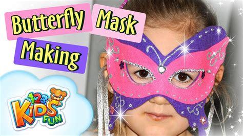 diy  creative mom     butterfly masquerade