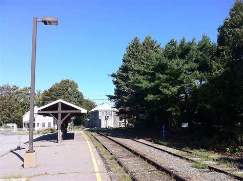 Sandwich station (Massachusetts) - Wikipedia