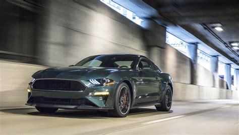 2019 Ford Mustang Bullitt Order Bank Opened