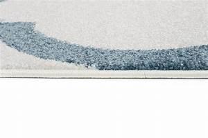 Teppich Für Jugendzimmer : tapiso happy jugend teppich kurzflor kinderteppich creme blau modern geometrisch marokkanisch ~ Whattoseeinmadrid.com Haus und Dekorationen