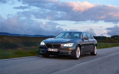 Bmw 740ld Xdrive 2018 Widescreen Exotic Car Image 04 Of