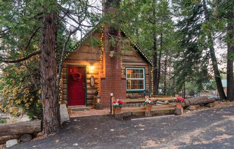 Pine Rose Cottage-lake Arrowhead Cabin Rental-pine Rose Cabins