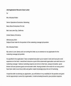how to write a good cover letter for employment - 94 best free application letter templates samples pdf