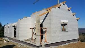 Isolation Extérieure Bois : bloc de coffrage isolant en b ton bois ciment isolation ~ Premium-room.com Idées de Décoration