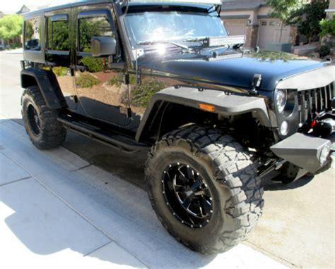 modified 4 door jeep wrangler 1c4bjwdg7gl179100 2016 jeep wrangler unlimited sport 4wd