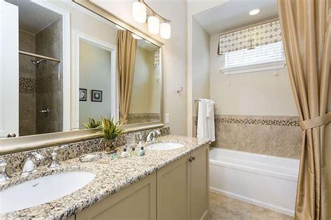 Ensuite Bathroom Sinks by Reunion Resort Home Rental Muirfield Magic 8br