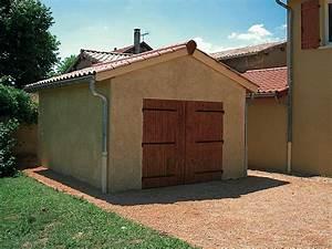 Construire Un Garage En Bois Soi Meme : construire son garage en bois soi meme maison design ~ Dallasstarsshop.com Idées de Décoration