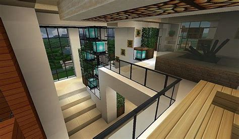 modern house minecraft project minecraft modern mansion