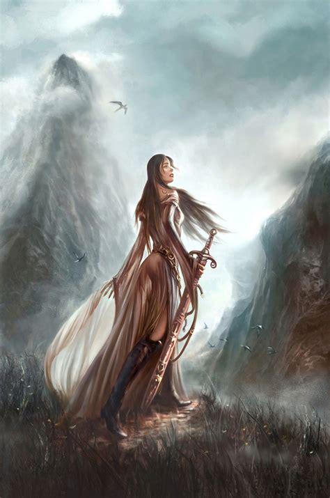 The Warrior Art - ID: 7080 - Art Abyss