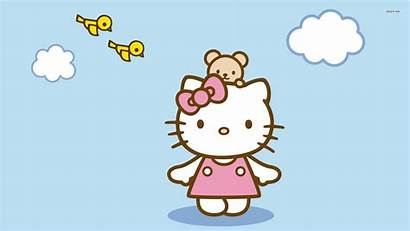 Kitty Hello Wallpapers Backgrounds Background Sanrio Desktop