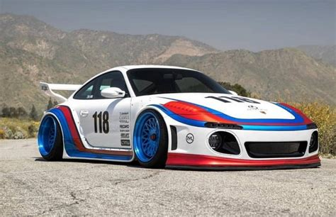 997 Slant Nose Is A Stunning Recreation Of The Porsche 935