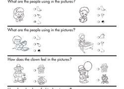 kindergarten social studies worksheets  printables