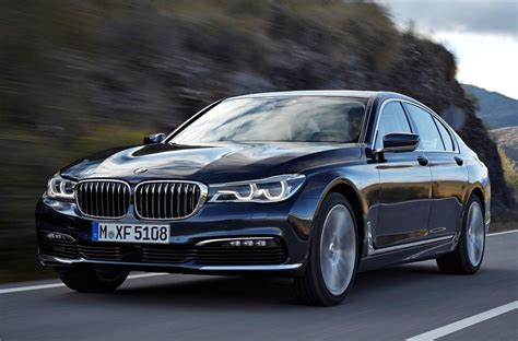 7 Series Sedan Hd Picture by Official 2016 Bmw 7 Series Unveiled