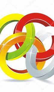 3d circles — Stock Vector © Success_ER #6220233