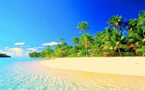 Tropical Paradise Wallpaper High Resolution - WallpaperSafari