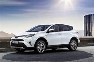 Toyota Rav4 Hybride Black Edition : innovative 2017 toyota rav4 debut with output hybrid ~ Gottalentnigeria.com Avis de Voitures