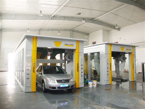 Tunnel-type Automatic Car Washing Machine For Washing 600