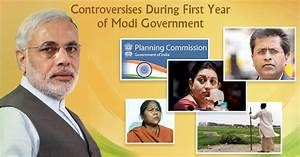 Top Controversies of Narendra Modi's Government in its ...